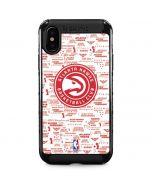 Atlanta Hawks Blast iPhone XS Max Cargo Case
