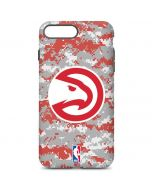 Atlanta Hawks Digi Camo iPhone 7 Plus Pro Case