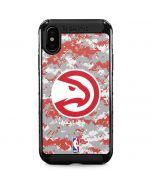 Atlanta Hawks Digi Camo iPhone XS Max Cargo Case