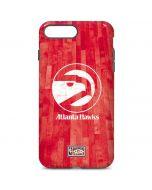 Atlanta Hawks Hardwood Classics iPhone 7 Plus Pro Case