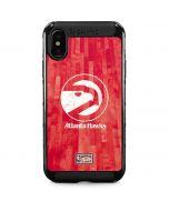 Atlanta Hawks Hardwood Classics iPhone XS Max Cargo Case