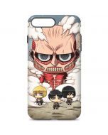 Attack On Titan Clouds iPhone 7 Plus Pro Case
