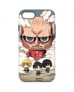 Attack On Titan Clouds iPhone 8 Pro Case