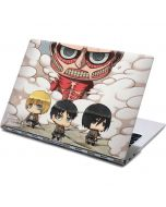 Attack On Titan Clouds Yoga 910 2-in-1 14in Touch-Screen Skin
