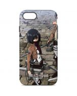 Attack On Titan Destroyed iPhone 8 Pro Case