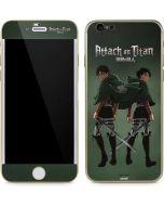 Attack On Titan Logo iPhone 6/6s Skin