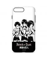 Attack On Titan Posse iPhone 7 Plus Pro Case