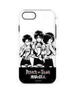 Attack On Titan Posse iPhone 8 Pro Case