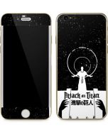 Attack On Titan Rise iPhone 6/6s Skin