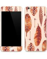 Autumn Feathers iPhone 6/6s Plus Skin