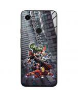 Avengers Team Power Up Google Pixel 3a Skin