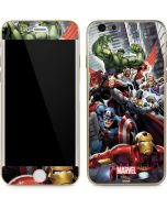 Avengers Team Power Up iPhone 6/6s Skin