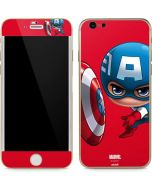 Baby Captain America iPhone 6/6s Skin