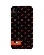 Baltimore Orioles Full Count iPhone XS Pro Case