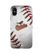 Baltimore Orioles Game Ball iPhone XS Pro Case