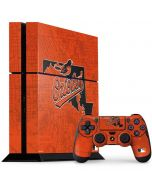 Baltimore Orioles Home Turf PS4 Console and Controller Bundle Skin