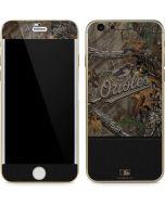 Baltimore Orioles Realtree Xtra Camo iPhone 6/6s Skin