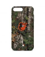 Baltimore Orioles Realtree Xtra Green Camo iPhone 7 Plus Pro Case