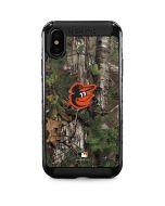 Baltimore Orioles Realtree Xtra Green Camo iPhone XS Max Cargo Case