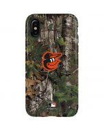 Baltimore Orioles Realtree Xtra Green Camo iPhone XS Pro Case