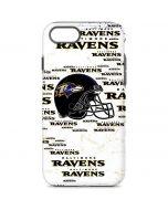 Baltimore Ravens - Blast iPhone 8 Pro Case