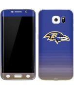 Baltimore Ravens Breakaway Galaxy S6 Edge Skin