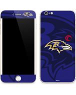 Baltimore Ravens Double Vision iPhone 6/6s Plus Skin