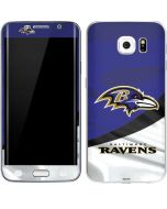 Baltimore Ravens Galaxy S6 Edge Skin