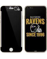 Baltimore Ravens Helmet iPhone 6/6s Skin
