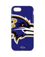 Baltimore Ravens Large Logo iPhone 8 Pro Case
