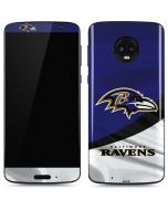 Baltimore Ravens Moto G6 Skin