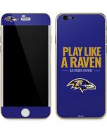 Baltimore Ravens Team Motto iPhone 6/6s Skin