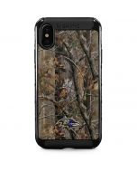 Baltimore Ravens Realtree AP Camo iPhone XS Max Cargo Case