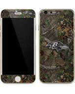 Baltimore Ravens Realtree Xtra Green Camo iPhone 6/6s Skin