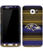 Baltimore Ravens Trailblazer Galaxy S6 Edge Skin
