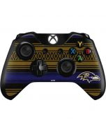 Baltimore Ravens Trailblazer Xbox One Controller Skin