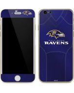 Baltimore Ravens Team Jersey iPhone 6/6s Skin