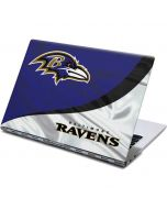 Baltimore Ravens Yoga 910 2-in-1 14in Touch-Screen Skin