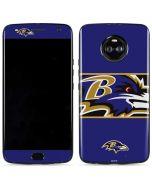 Baltimore Ravens Zone Block Moto X4 Skin