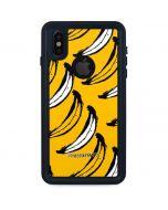 Bananas iPhone XS Waterproof Case