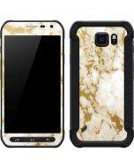 Basic Marble Galaxy S6 Active Skin