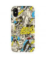 Batgirl All Over Print iPhone X Pro Case