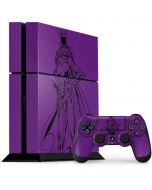 Batgirl Comic Pop PS4 Console and Controller Bundle Skin