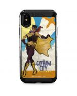 Batgirl- Fly Gotham City Airlines iPhone XS Max Cargo Case