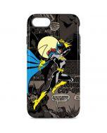 Batgirl Mixed Media iPhone 8 Pro Case