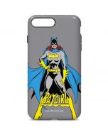 Batgirl Portrait iPhone 7 Plus Pro Case