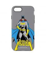 Batgirl Portrait iPhone 7 Pro Case
