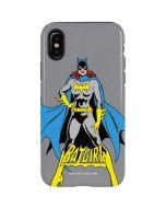 Batgirl Portrait iPhone X Pro Case