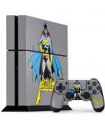 Batgirl Portrait PS4 Console and Controller Bundle Skin
