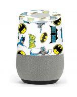 Batman Action All Over Print Google Home Skin